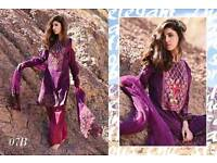Pakistani Designer Al Zohaib Festivana collection 2017