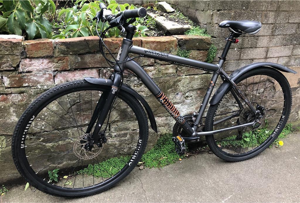 Voodoo Marasa Hybrid Bike EXCELLENT CONDITION