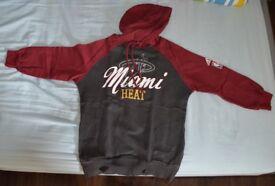 ADIDAS - NBA Miami Heat hoodie