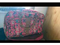 Big holdall style bag