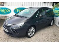 CAN'T GET CREDIT? CALL US! Vauxhall Zafira Tourer 1.6 CDTi SRi ecoFLEX - £200 DEPOSIT, £87 PER WEEK