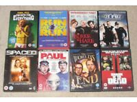 Simon Pegg DVD Bundle - many with Nick Frost, includes Spaced Collectors Edition