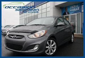 2013 Hyundai Accent GLS ** TOIT  OUVRANT+BLUETOOTH**
