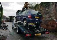 Scrap cars vans motorcycles bought for cash same day 07926837477