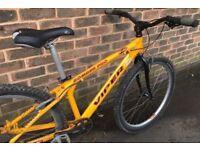 Viper Bomber-pro Trial Mavic wheels Deore MTB aluminium Mountain bike
