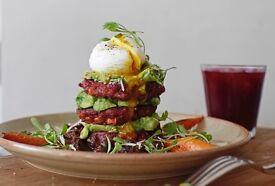 Sous Chef, Chef De Partie, Commis - Aussie Brunch Cafe - Hoxton - Daytime Hours - immediate start