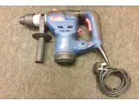 New SDS Plus Drill / Breaker Silverline 1500w