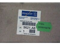Peugeot 306 Cabriolet wind deflector - Genuine accessory