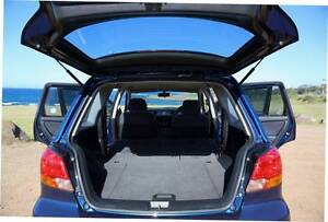 2004 Mitsubishi Outlander Wagon Shellharbour Shellharbour Area Preview