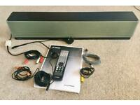 Yamaha Sound Bar in Perfect Condition Can Deliver
