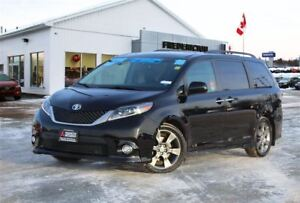 2015 Toyota Sienna SE | TECH PKG | LEATHER | DVD