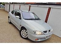 ## CHEAP 2002 51 Renault Megane 1.6 Dynamique Coupe ##