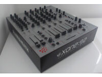 Allen & Heath Xone:92 6 Channel Club DJ Mixer Pro Quality Audio Awesome Sound EQs Filters Pioneer