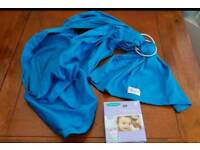 Baby Ring Sling and Lansinoh breastmilk storage bags
