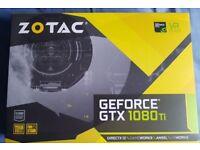 Zotac GTX 1080Ti 11GB DDR5 Grapichs Card