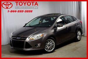 2012 Ford Focus SEL/CUIR/TOIT OUVRANT