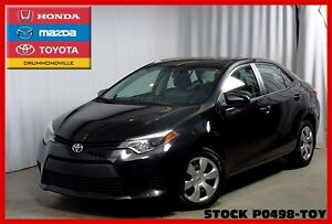 2014 Toyota Corolla LE/SIEGES CHAUFF/CAM RECUL