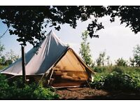 Bell Tent Pro 5m diameter - Used, but good condition. Ideal Xmas gift, for festivals, camping etc