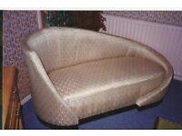Art Deco Chaise
