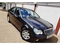 ## BARGAIN 2003 03 Mercedes C220 CDi Classic SE Auto ##