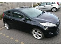 Ford, FIESTA, Hatchback, 2012, Manual, 1596 (cc), 3 doors