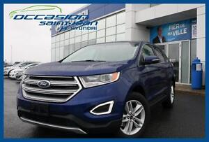 2015 Ford Edge SEL  AWD+CUIR+CAMERA DE RECUL
