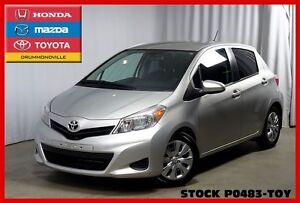 2014 Toyota Yaris TRES BAS KM/AIR CLIM