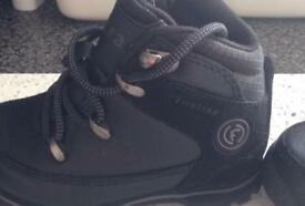 Toddler size 7 firtrap boots