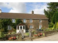 Holiday cottage in Devon with ndoor pool and jacuzzi (sleeps 11)