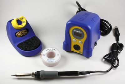 Hakko Fx888d Digital Station With Chemtronics 10-50l Soder-wick 50ft Desoldering