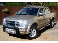 ISUZU RODEO 3.0 TD AUTO, DOUBLE CAB PICK UP # NO VAT # FULL SERVICE HISTORY # JUST BEEN SERVICED #