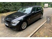 BMW, 3 SERIES, Estate, 2007, Full MOT, Manual, 1995 (cc), 5 doors