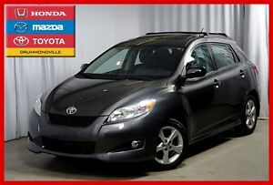 2012 Toyota Matrix TOIT OUVRANT/MAGS