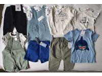 Baby Boy 12-18 months BNWT Bundle 8 items