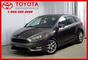 2016 Ford Focus SE/CAM RECUL/IMPECCABLE!!