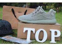 Adidas yeezy boost Moonrock with original box best quality