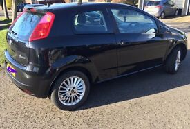 Fiat Grande Punto for sale...59 plate, 43k miles, cheap insurance, great first car!