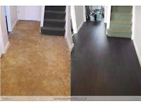 Laminate Floor Fitter / Engineered Floor Installation :London - MoreThanFloor