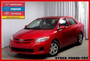 2012 Toyota Corolla BAS KM/SIEGES CHAUFF