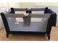 ***Extra Large Travel Cot - Ideal for Christmas stay overs**