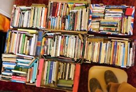 BOOKS 400 NON FICTION FAMILY LIBRARY COLLECTION CRAFTS FOOD TRAVEL NURSING MEDICINE PSYCHOLOGY ART