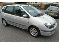 2002 Renault Megane Scenic 1.4 & Low 65K Mile £650 ONO