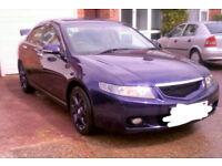 Honda Accord CL7 2.0l Vtec