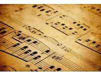Music Lessons - Cello, Piano and Composition