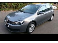 VW Golf 2012 (61 plate) 1.6l MATCH TDI 5 DOORS