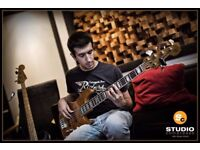 PROFESSIONAL SESSION BASS PLAYER/BASSIST AVAILABLE FOR GIGS AND RECORDING SESSIONS