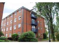 2 bed flat first floor, Coventry city centre, available mid December, newly decorated, parking space