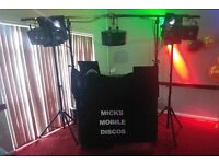 Mobile Disco For Hire In Birmingham
