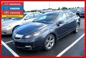 2012 Acura TL w/Technology Package