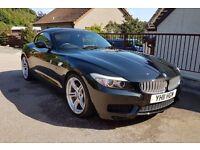 BMW Z4 S-Drive 35i MSport Auto - only 22K miles